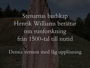 Stenarnas Budskap (The Message of the Rocks)